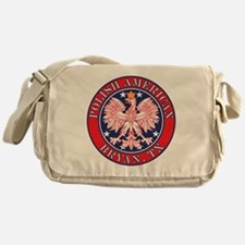 Cestohowa Texas Polish Messenger Bag