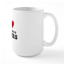 I LOVE - GREASY SPOON DINERS Mug