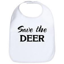 Save the DEER Bib