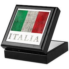Vintage Italia Keepsake Box