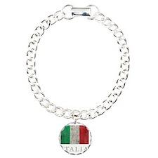 Vintage Italia Charm Bracelet, One Charm