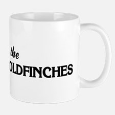 Save the AMERICAN GOLDFINCHES Mug