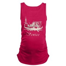 Retro Venice Maternity Tank Top