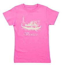 Retro Venice Girl's Tee