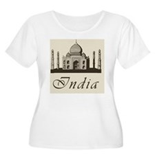Retro Taj Mah T-Shirt