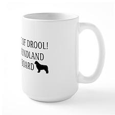 Beware of Drool Mug