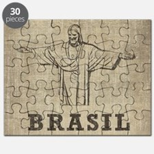 Vintage Christ The Redeemer Puzzle