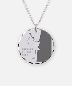 Chilled to the Bone Necklace