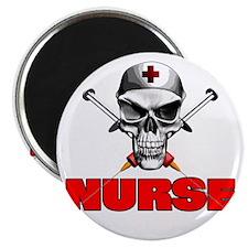 Evil Nurse Magnet