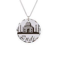 Retro Taj Mahal Necklace