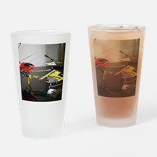 RC-Helis Drinking Glass