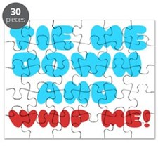 TIE ME DOWN AND WHIP ME! Puzzle