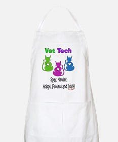 Vet Tech 2 vertical Apron