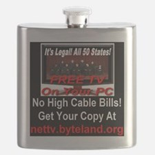 Its Legal All 50 States Free TV On Your PC Flask