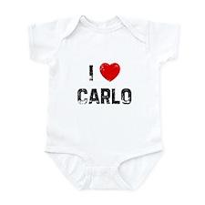 I * Carlo Infant Bodysuit