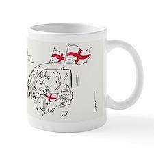 Go England! tee copyright by Marf Mug