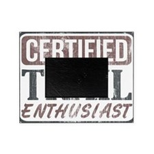 Certified Trail Enthusiast lite Picture Frame
