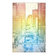 Chicago River Postcards (Package of 8)