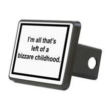 Bizzare Childhood Hitch Cover