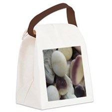 BEACH STONES  SHELLS™ Canvas Lunch Bag
