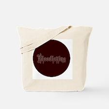 Large Cirular Tote Bag