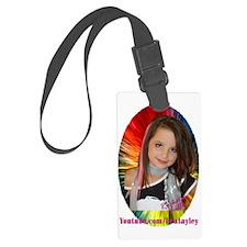 Rockstar Lilly Luggage Tag
