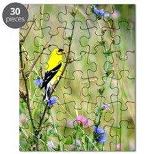 American Goldfinch Puzzle