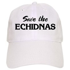 Save the ECHIDNAS Baseball Cap