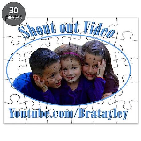 Shout out Video Puzzle