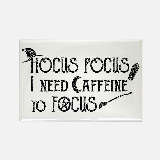Hocus Pocus, I need Caffeine to Focus Magnets