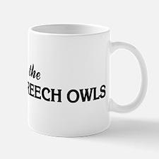 Save the EASTERN SCREECH OWLS Mug