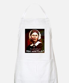 What Would Flo Do Nurse Tote Bag Apron
