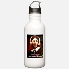 What Would Flo Do Nurs Sports Water Bottle