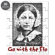 Go with the Flo - Florence Nightingale Nurs Puzzle