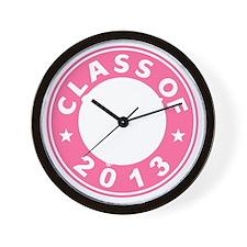 Class Of 2013 Gymnastics Wall Clock