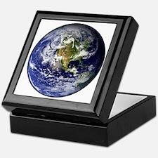earthWesternFull Keepsake Box