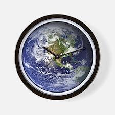 earthWesternFull Wall Clock