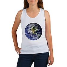 earthWesternFull Women's Tank Top
