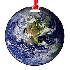 earthWesternFull Ornament