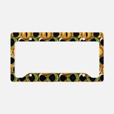 The Eyes Have It! License Plate Holder
