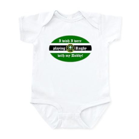 Dragoon Rugby Infant Bodysuit/Onesie
