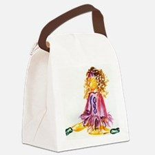 Irish Dancer Canvas Lunch Bag