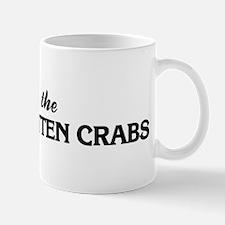 Save the CHINESE MITTEN CRABS Mug