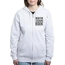 Read the tucking book Zip Hoodie