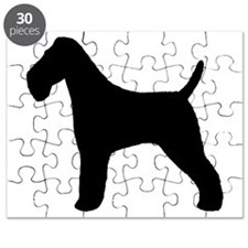 wirefoxterrierbizblk Puzzle