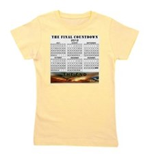 THE END Girl's Tee