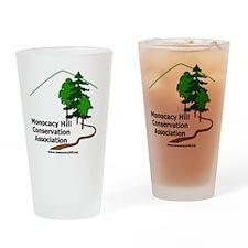 MHCA Logo Drinking Glass