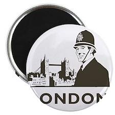Retro London Magnet