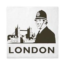 Retro London Queen Duvet