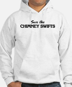 Save the CHIMNEY SWIFTS Hoodie